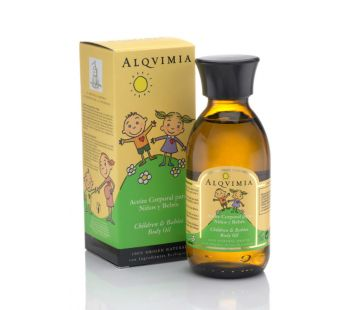 Children And Babies Body Oil