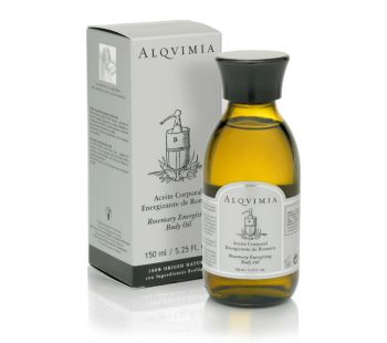 Rosemary Energizing Body Oil