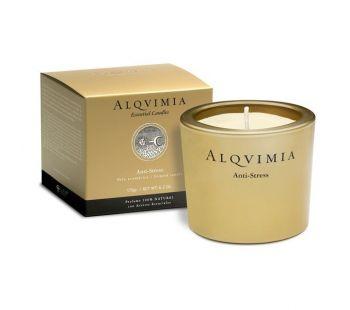 Anti Stress Eseniciální vonná svíce